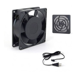 fan cooling kit for medium size shields