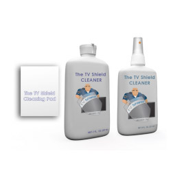 tv shield 8oz cleaner